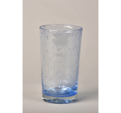 Biot orange juice glass - Blue