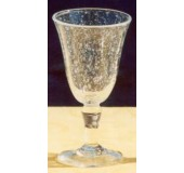 Biot Stemmed glass - Clear