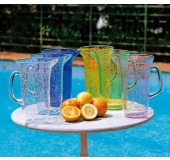 Biot acrylic pitcher