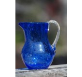 Biot Glasses Verrerie Biot Chubby Pitcher