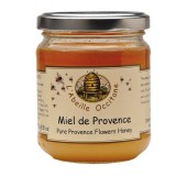 Provence flowers honey