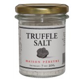 Truffle-flavored salt